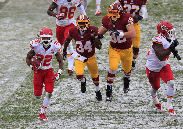 Dexter McCluster :: Rob Carr/Getty Images