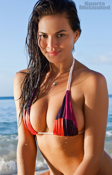 Chrissy Teigen :: James Macari/SI
