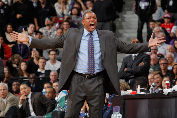 Doc Rivers :: Getty Images