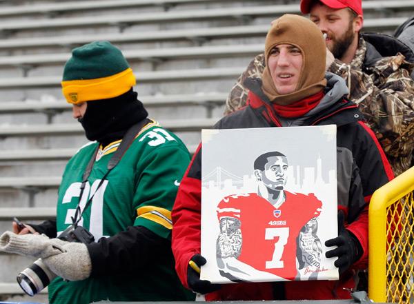 49ers fan :: AP