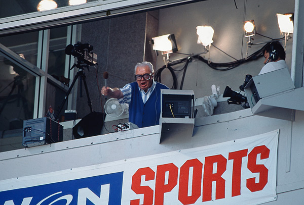 Harry Caray :: John Biever/SI