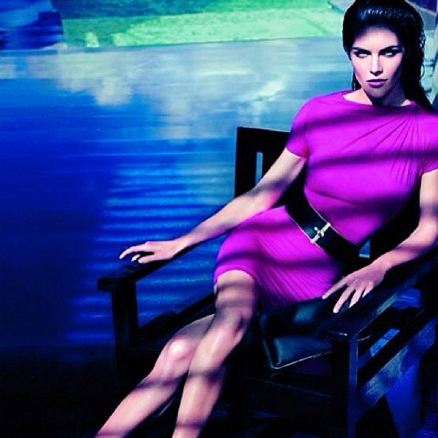 @hilaryhrhoda: And @Pantone's #coloroftheyear is... #radiantorchid! This is a color I can get down with for 2014