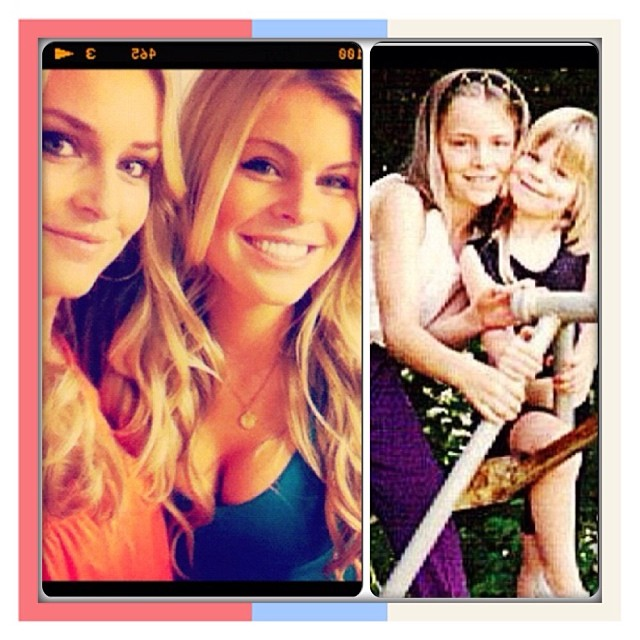 @lindseyvonn: Happy birthday little sis!! @kar_inthegarage  love you so much! #tbt #lovemysis