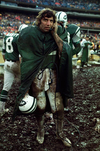Joe Namath (1974) :: Neil Leifer/SI