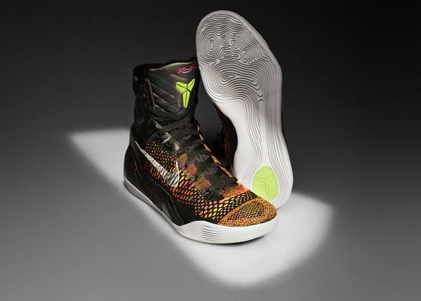 """The """"Kobe 9,"""" Kobe Bryant's latest Nike signature shoe. (Nike)"""