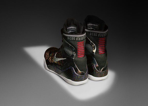 "A reverse look at the ""Kobe 9,"" Kobe Bryant's latest Nike signature shoe. (Nike)"