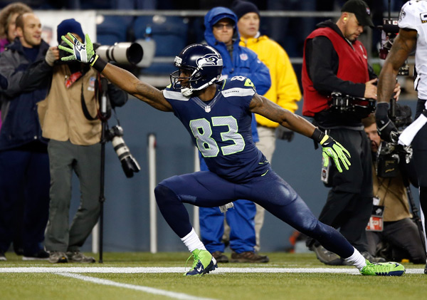 Ricardo Lockette :: Otto Greule Jr/Getty Images
