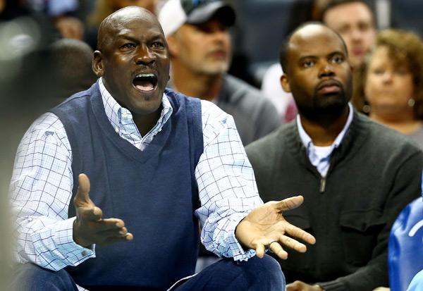 Michael Jordan :: Getty Images