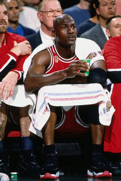 Michael Jordan :: Nathaniel S. Butler/NBAE via Getty Images