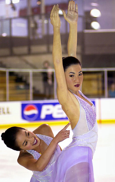 Michelle Kwan :: David McNew/Newsmakers/Getty Images