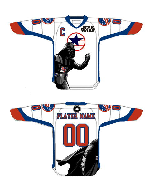 U.S. National Under-18 Team (Star Wars Night)
