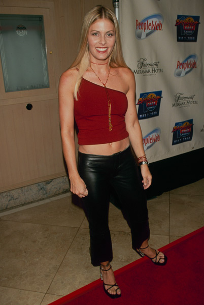 Nicole Eggert :: Getty Images