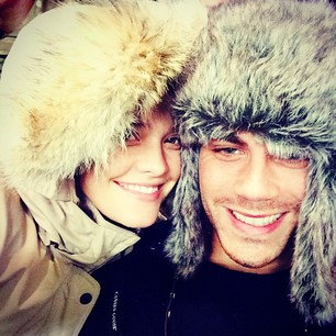 @ninaagdal @maximillianthewanted @maxthewanted cold faces