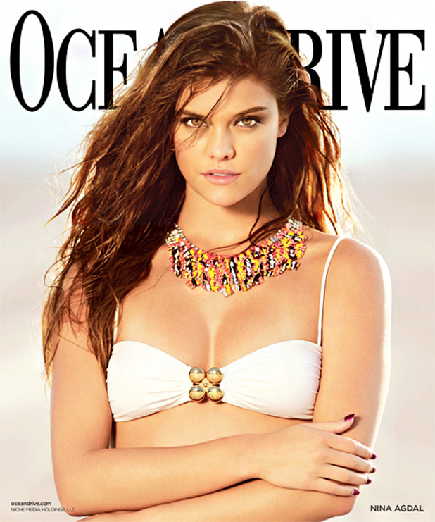 November: Ocean Drive cover shoot