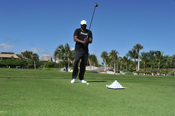 David Ortiz :: Photo Courtesy of  David Ortiz Children's Fund