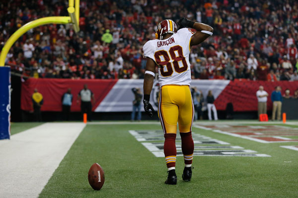 Pierre Garcon :: Getty Images