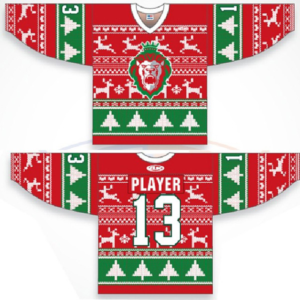 Reading Royals (Ugly Christmas Sweaters)