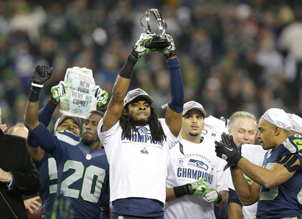 Richard Sherman :: AP