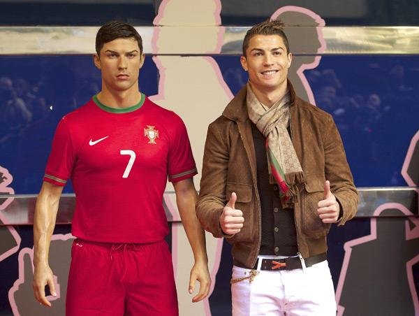 Cristiano Ronaldo :: Anadolu Agency/Getty Images