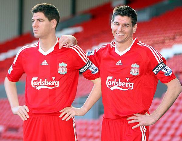 Steven Gerrard ::  Carl Recine/ZUMApress.com