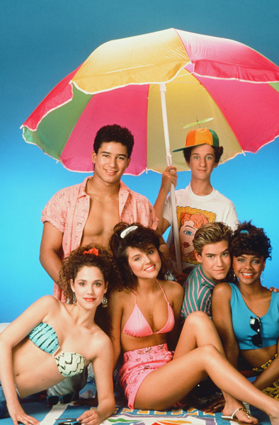 Saved by the Bell Cast :: Getty Images