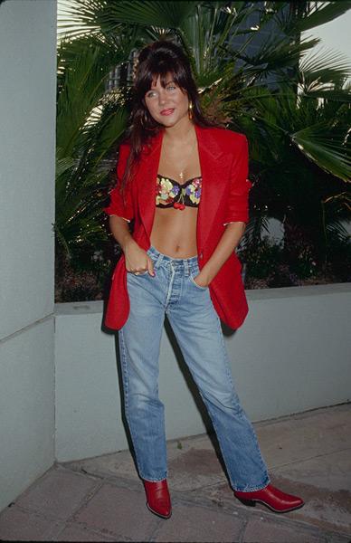 Tiffani Thiessen :: Getty Images