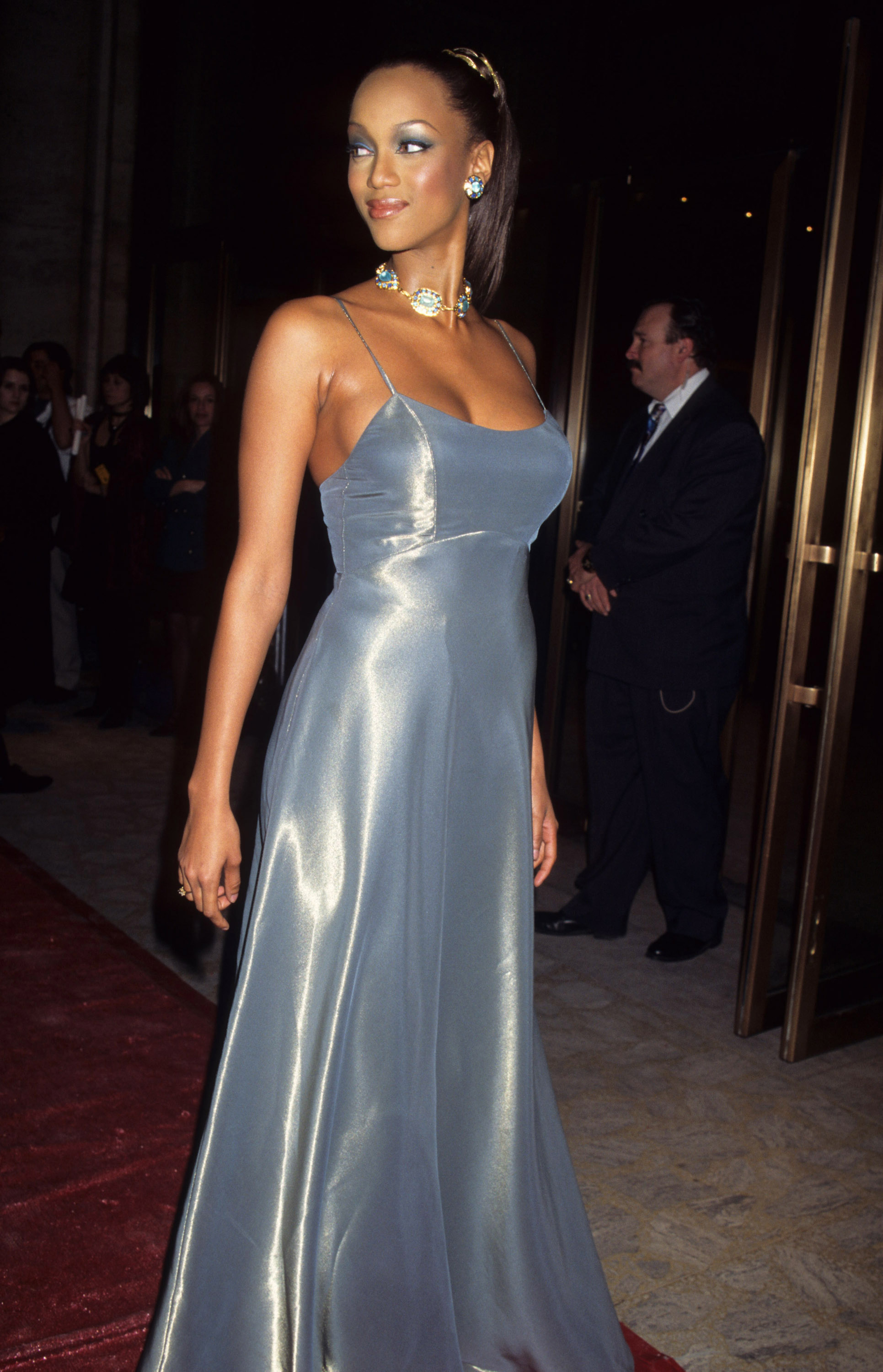 At the CFDA Awards, 1995  ::  Rose Hartman/WireImage