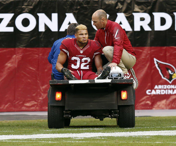 Tyrann Mathieu :: AP Photo/Ross D. Franklin