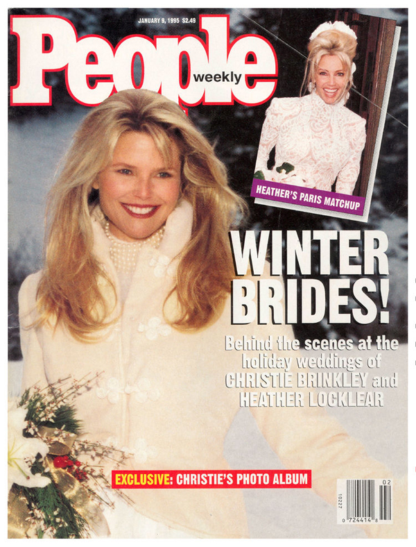 1/9/95 :: The traumatic crash brought Christie and Ricky closer, but their subsequent marriage was short-lived.