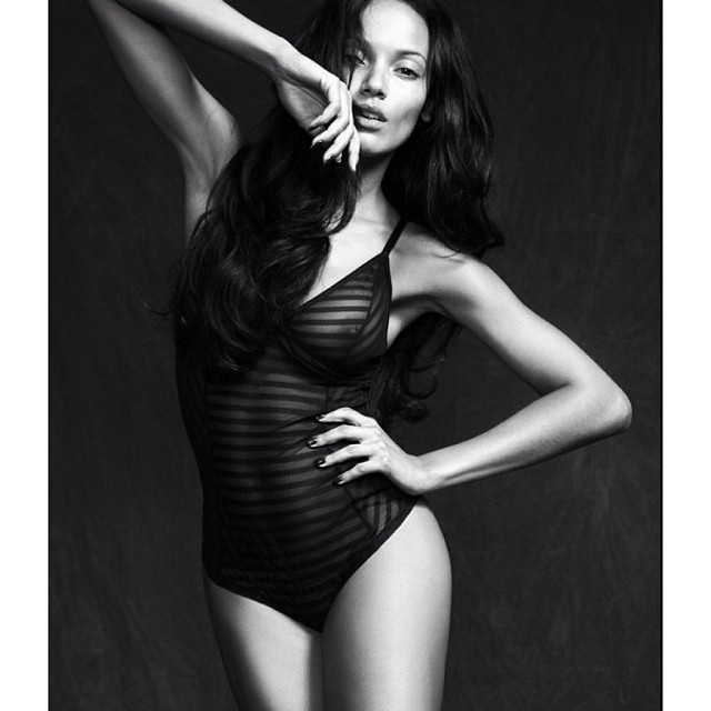 @onemanagement: @selitaebanks shot by @ByMatallana. #Selita #onemanagement #model #newyork #nyc #fashion #theONES