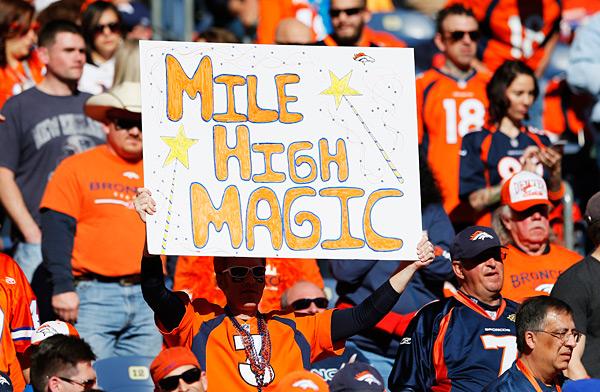 New England Patriots v Denver Broncos :: Kevin C. Cox/Getty Images