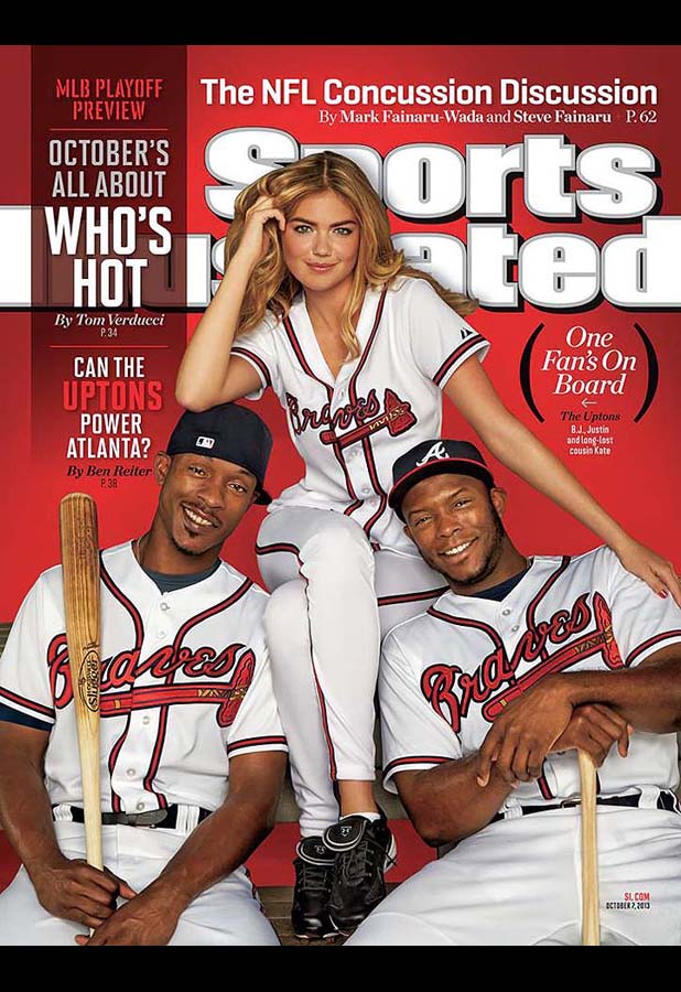 OCTOBER: Sports Illustrated by Walter Iooss Jr.
