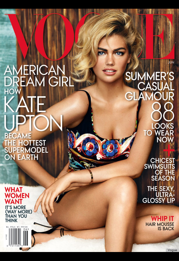 JUNE: Vogue (U.S.) by Mario Testino
