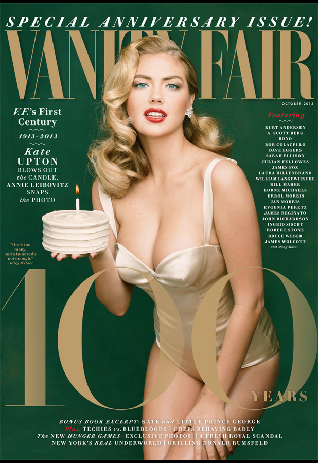 OCTOBER: Vanity Fair (U.S.) by Annie Leibovitz
