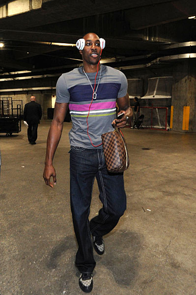 Dwight Howard :: Getty Images