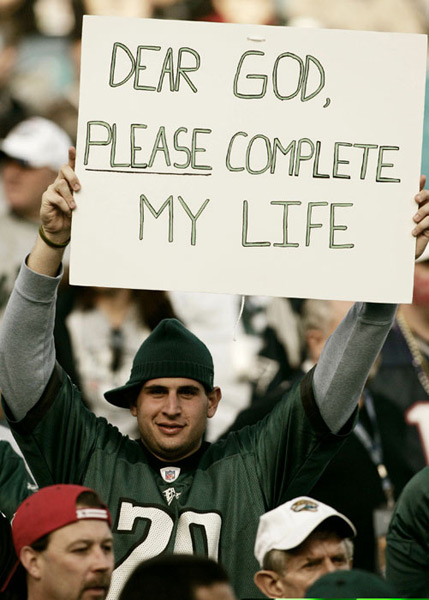 Philadelphia Eagles                                 Super Bowl XXXIX, 2005 :: Corbis
