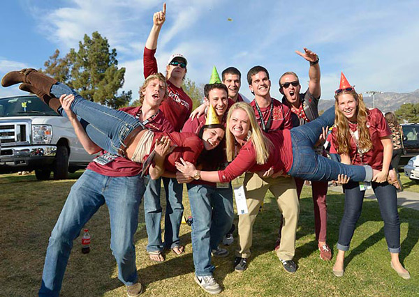 Florida State fans :: Gary Bogdon/SI