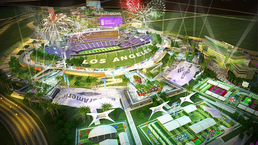 Los Angeles Stadium at Grand Crossing