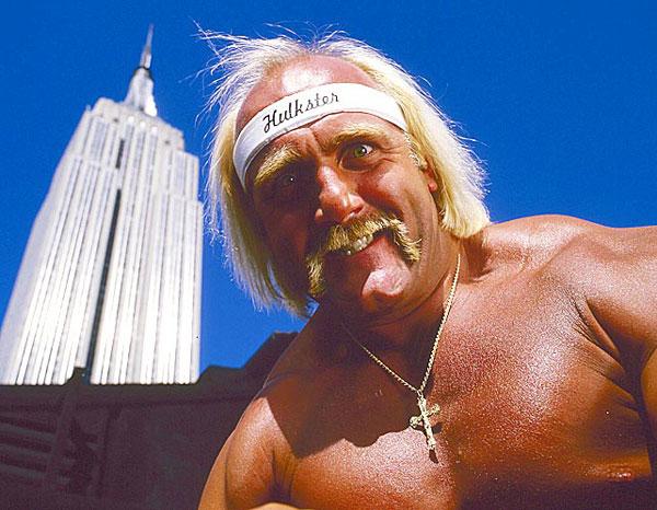 Hulk Hogan :: Walter Iooss Jr./SI