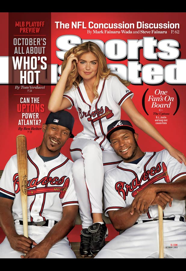 Sports Illustrated (US), October 2013