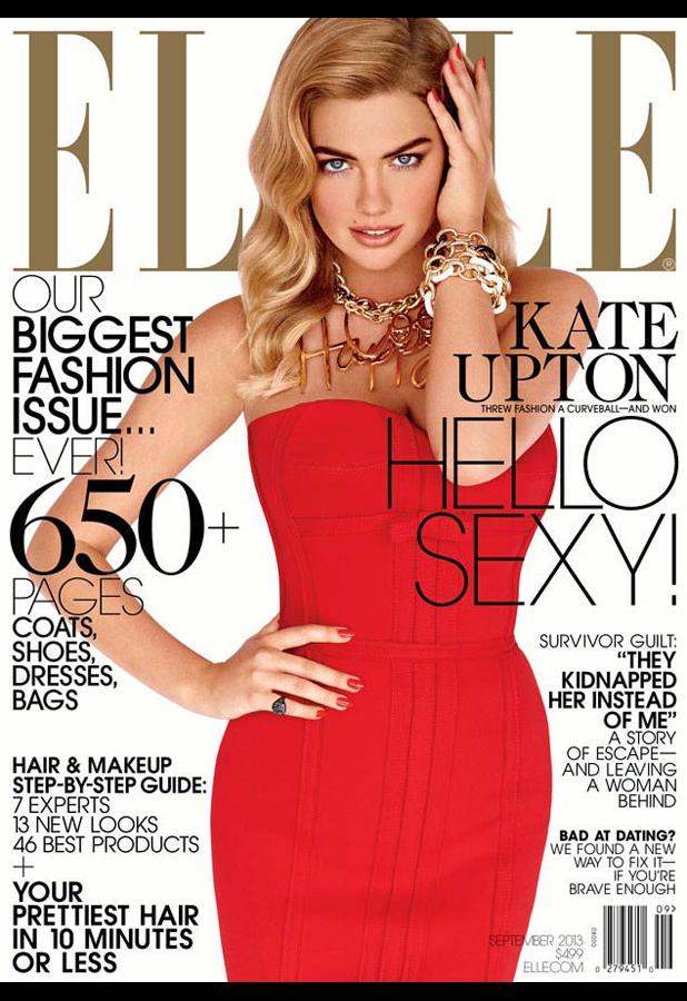 Elle (US), September 2013