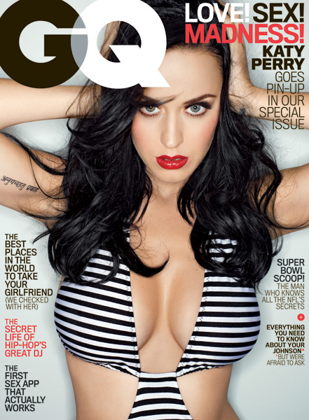 Katy Perry :: Courtesy of GQ
