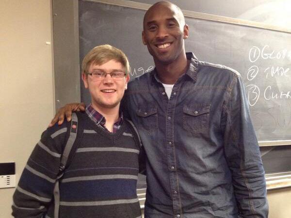 Kobe Bryant :: @nironside