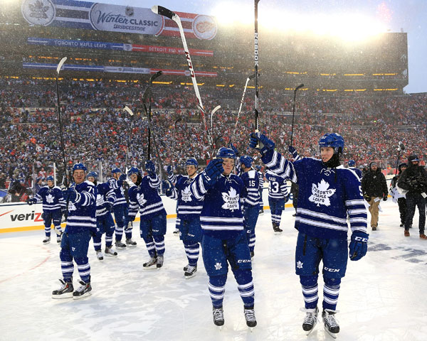 Toronto Maple Leafs :: Getty Images