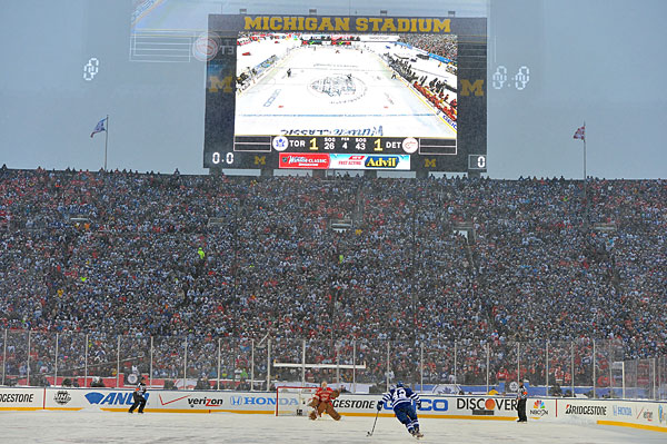 Michigan Stadium :: Getty Images