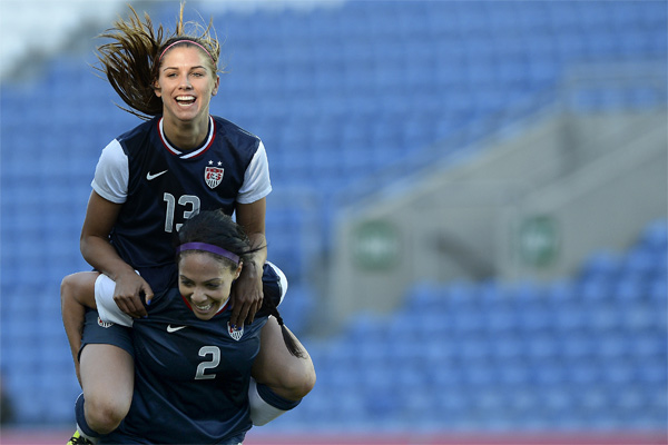 March 13, vs. Germany ªwith Sydney Leroux) :: AFP