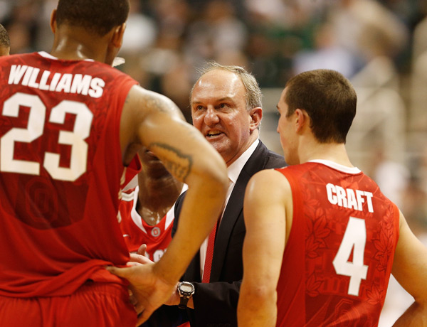 Thad Matta :: Getty Images