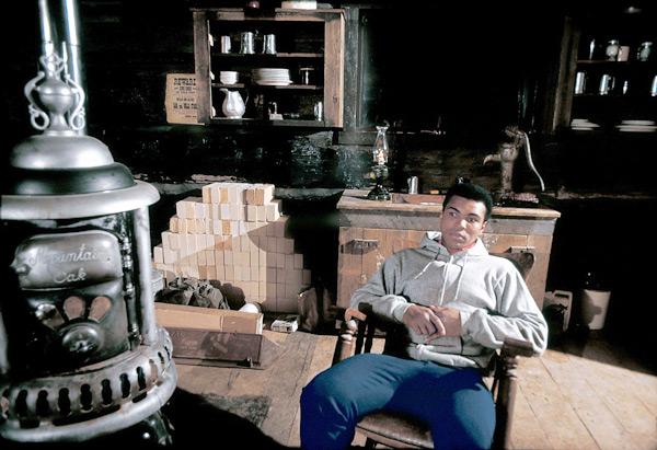 Muhammad Ali :: Neil Leifer/SI