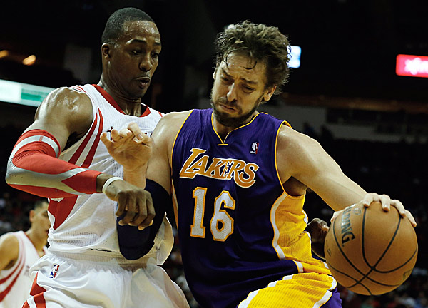 Pau Gasol :: Getty Images