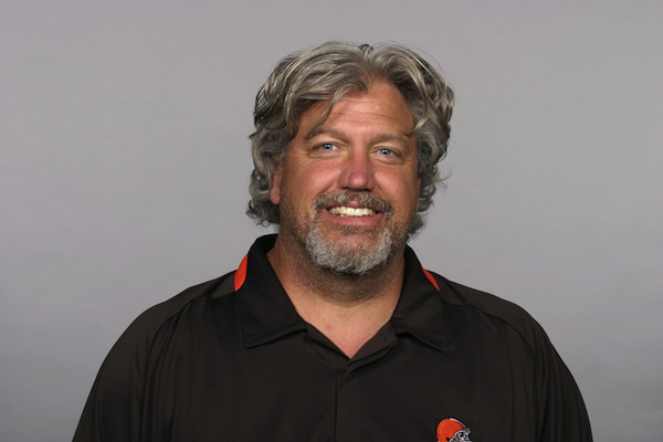 Rob Ryan as defensive coordinator for the Browns in 2009 :: Getty Images